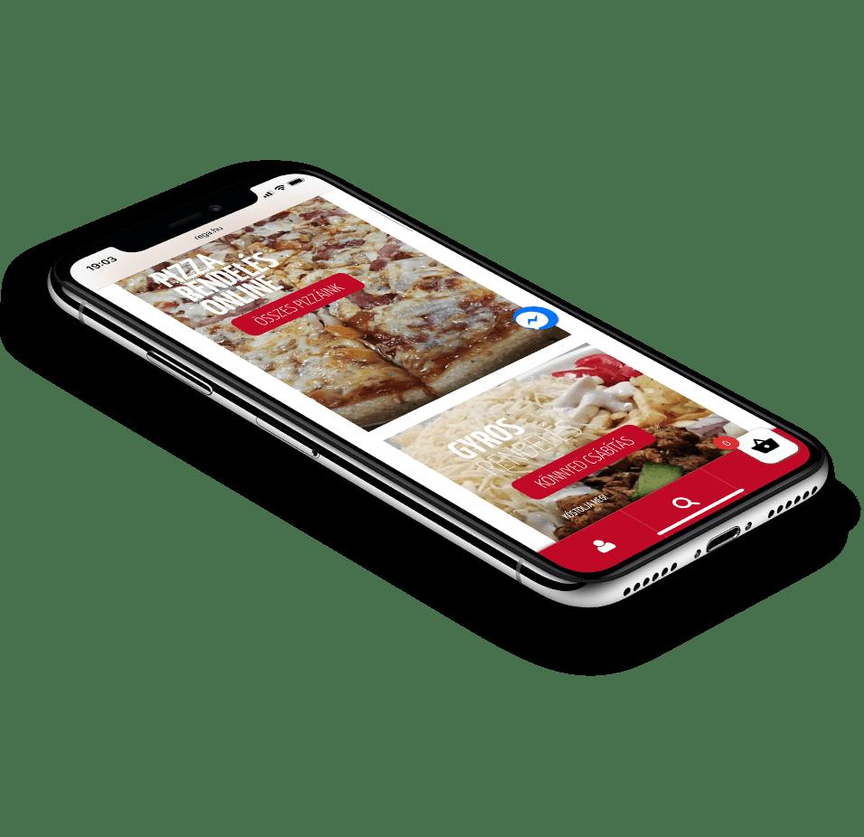 Mobilbarát weboldal készítés